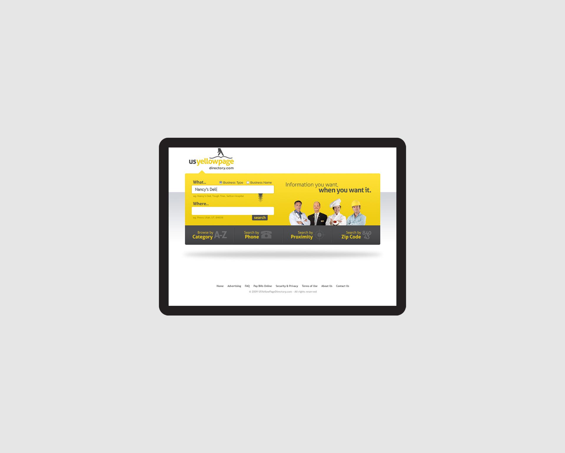 USYellowPage Directory